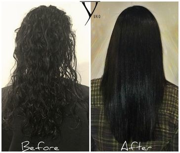 Zen Salon And Spa Straightening Treatment A Zen Salon