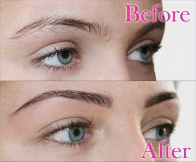Eyebrow Shaping Colorado Springs